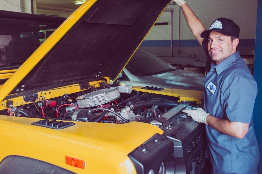 Find en god mekaniker nær dig
