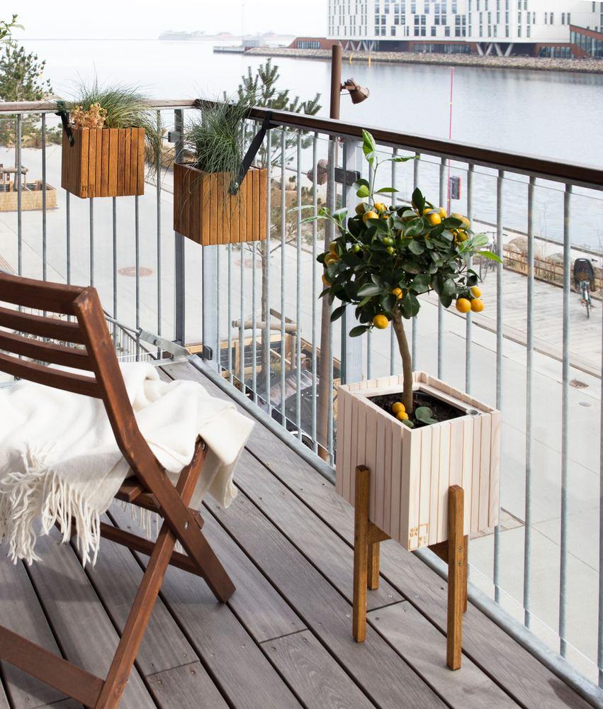 Nyd sommeren på din nye altan