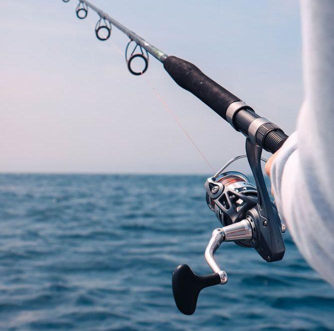 Hvor mange lystfiskere er der i Danmark?